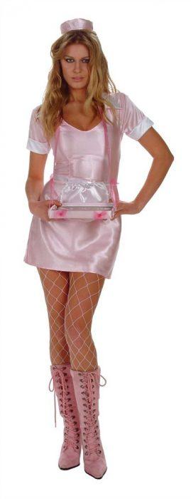 Adult Sexy Waitress Costume