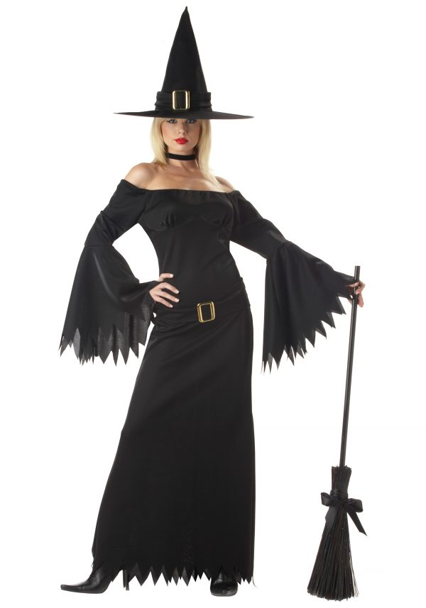 Adult Sexy Witch Costume