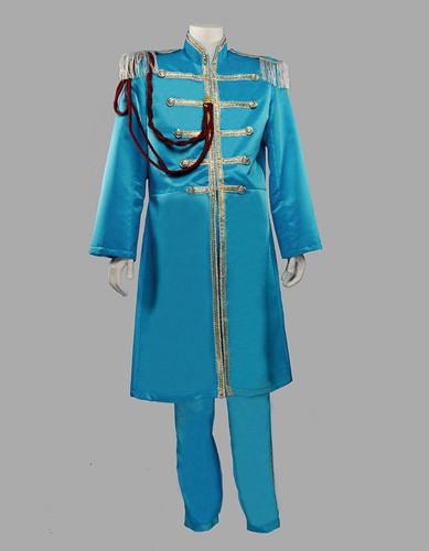 Adult Sgt Pepper Costume ? Blue