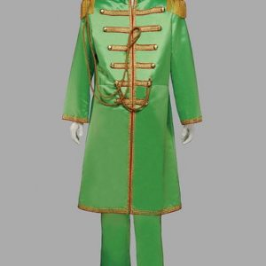 Adult Sgt Pepper Costume ? Green
