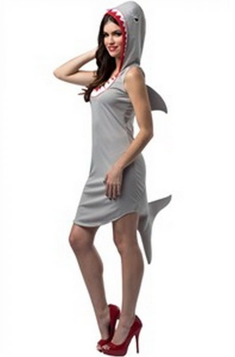 Adult Shark Dress