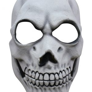 Adult Simple Skull Mask