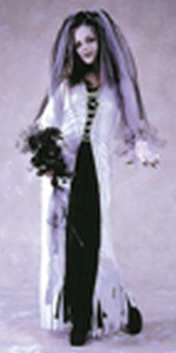 Adult Skeleton Bride Costume