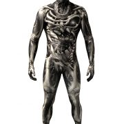 Adult Skull & Bones Skeleton Morphsuit