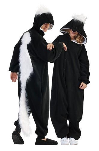Adult Skunk Funsies Costume