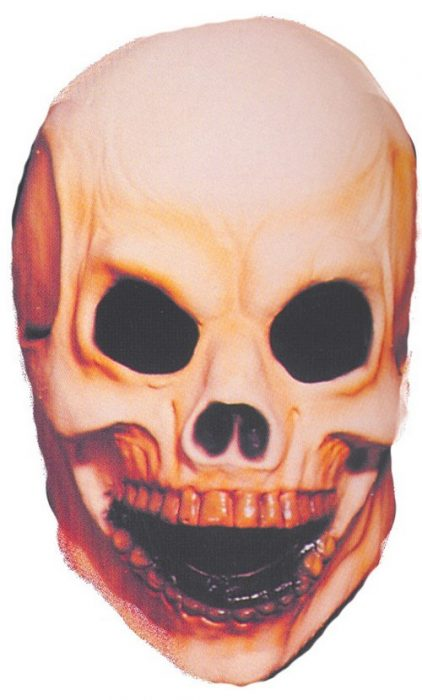 Adult Small Skull Mask