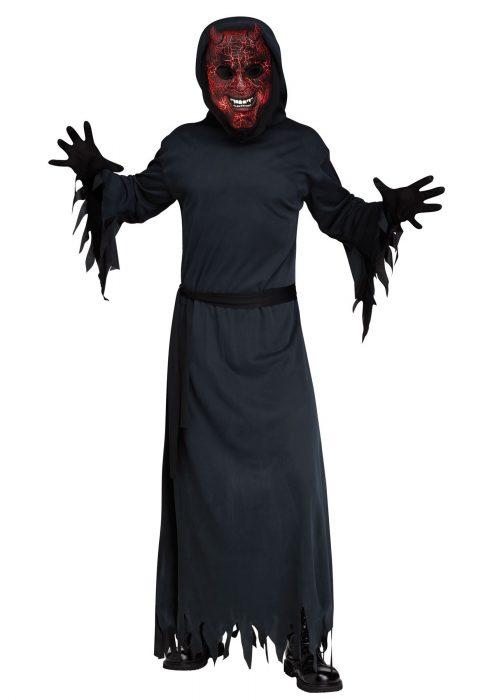 Adult Smoldering Devil Costume