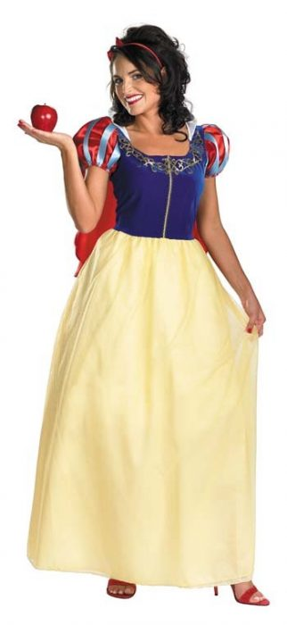 Adult Snow White Deluxe Costume
