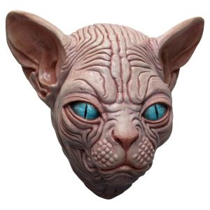 Adult Sphynx Cat Mask