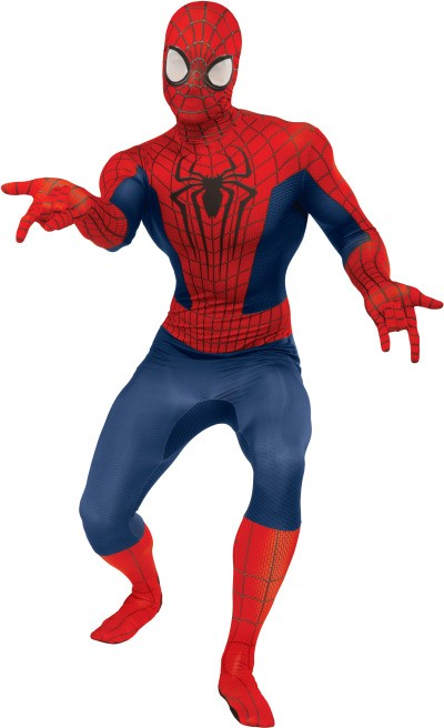 Adult Spiderman 2nd Skin Costume