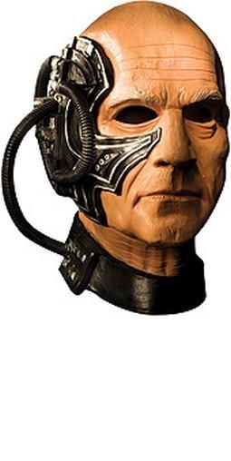 Adult Star Trek Locutus Mask