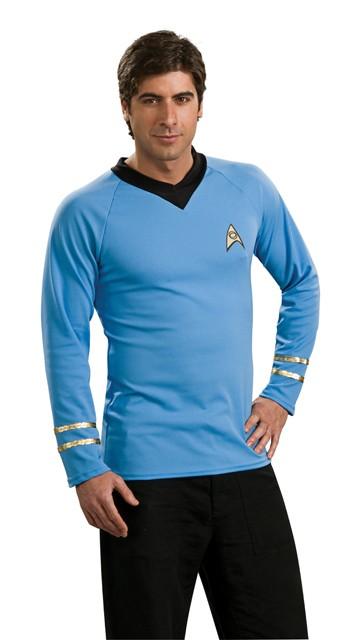 Adult Star Trek Spock Shirt Costume