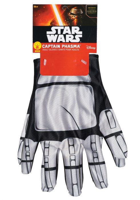 Adult Star Wars The Force Awakens Captain Phasma Gloves