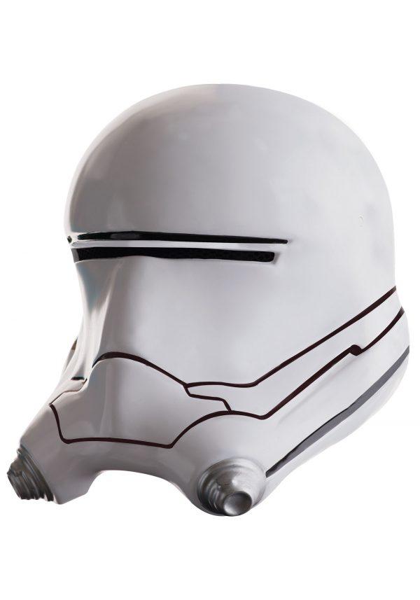 Adult Star Wars The Force Awakens Deluxe Flametrooper Helmet