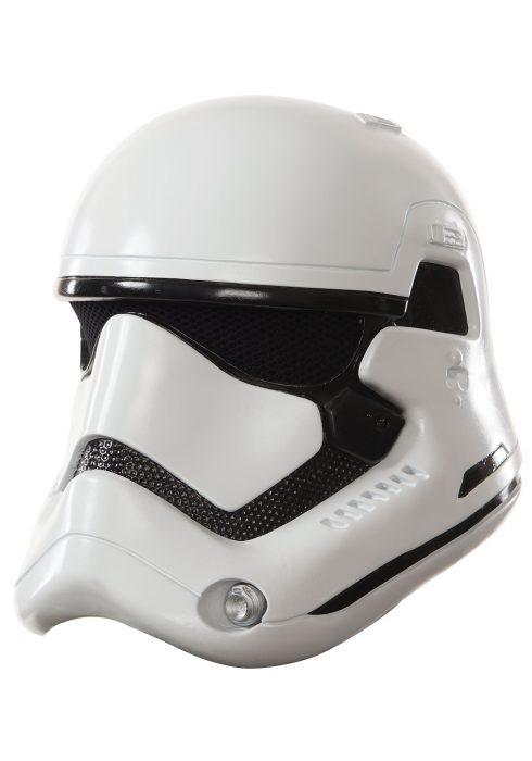 Adult Star Wars The Force Awakens Deluxe Stormtrooper Helmet