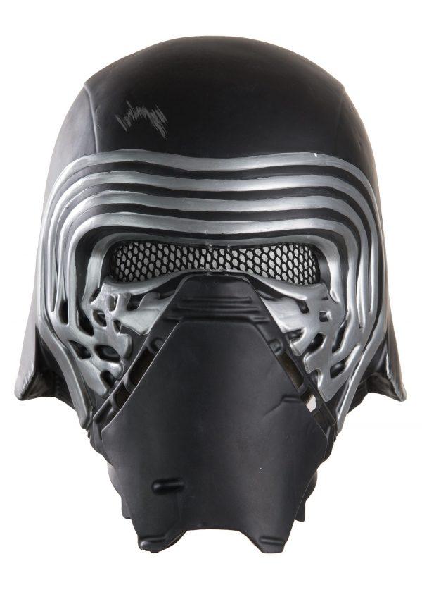 Adult Star Wars The Force Awakens Kylo Ren 1/2 Helmet