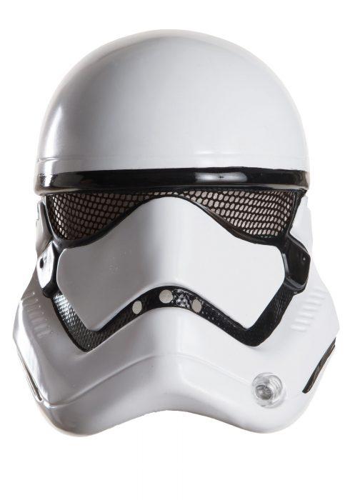 Adult Star Wars The Force Awakens Stormtrooper 1/2 Helmet