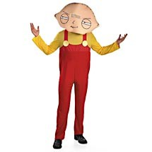Adult Stewie Griffin Costume