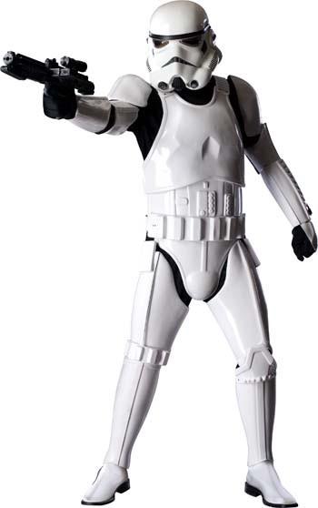 Adult Stormtrooper Costume