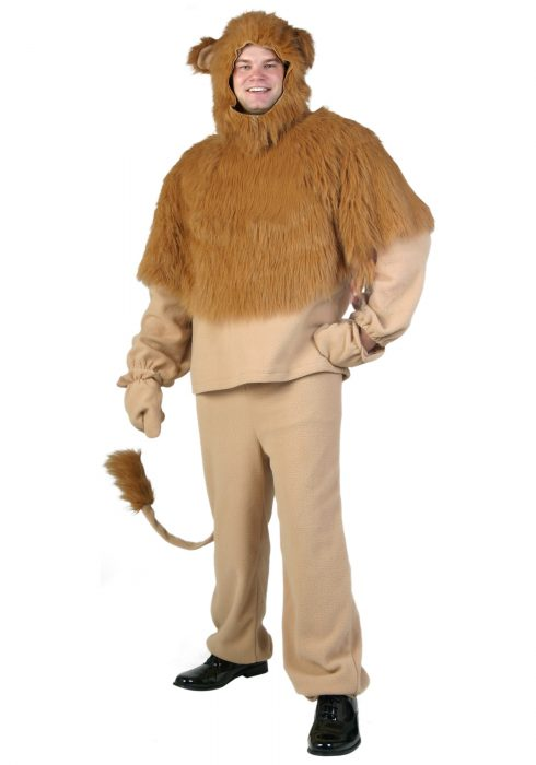 Adult Storybook Lion Costume