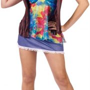 Adult Summer of Love Hippie Costume