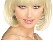 Adult Super Model Blonde Wig