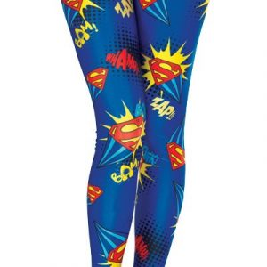 Adult Supergirl Leggings