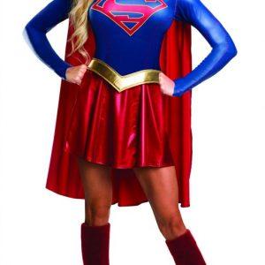 Adult Supergirl TV Show Costume