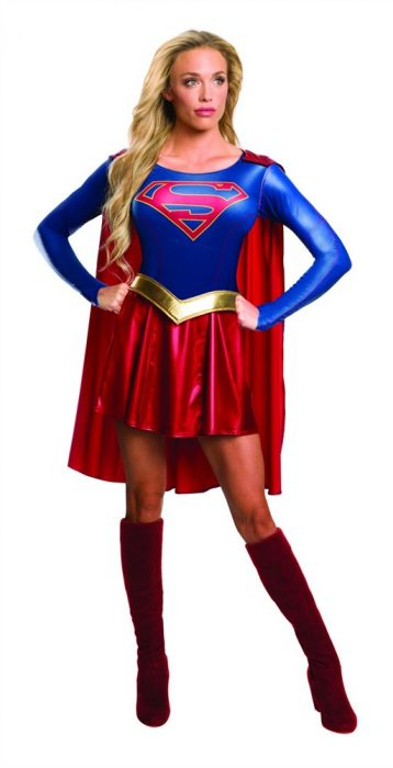 Adult Supergirl TV Show Costume