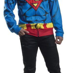 Adult Superman Hoodie