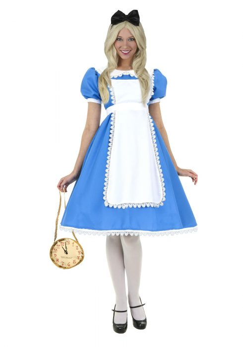 Adult Supreme Alice Costume