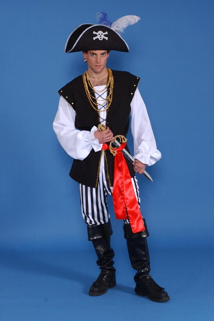 Adult Swashbuckler Costume