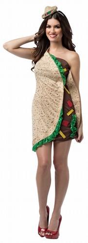 Adult Taco Dress
