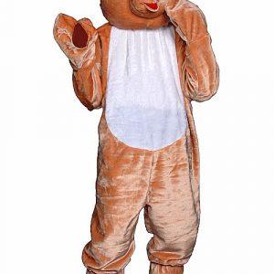 Adult Teddy Bear Mascot