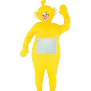 Adult Teletubbies Laa Laa Costume - Yellow