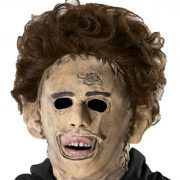 Adult Texas Chainsaw Massacre Leatherface Mask