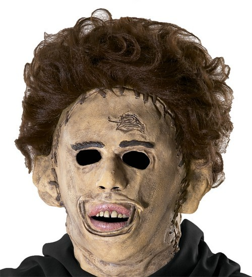 Adult Texas Chainsaw Massacre Leatherface Mask