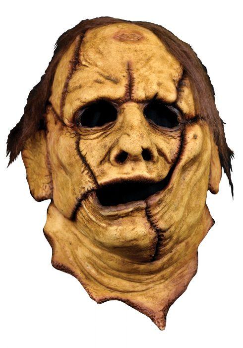Adult Texas Chainsaw Massacre Leatherface Skinner Mask