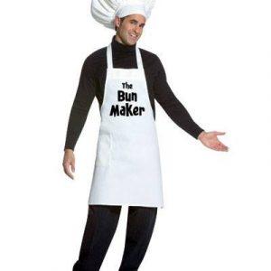 Adult The Bun Maker Costume
