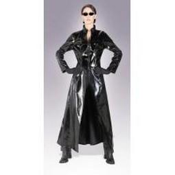 Adult The Matrix Trinity Costume