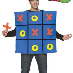 Adult Tic-Tac-Toe Board Costume