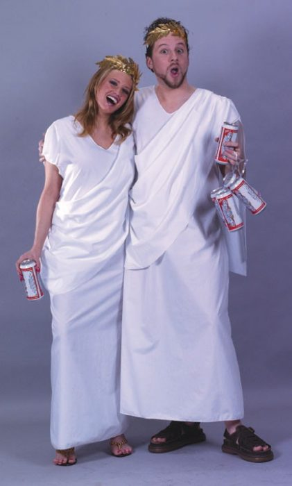 Adult Toga Costume