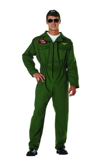 Adult Top Gun Costume