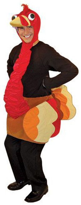 Adult Turkey Costume – Lightweight