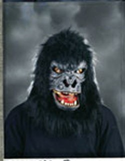Adult Two Bit Roar Gorilla Mask