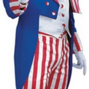 Adult Uncle Sam Suit