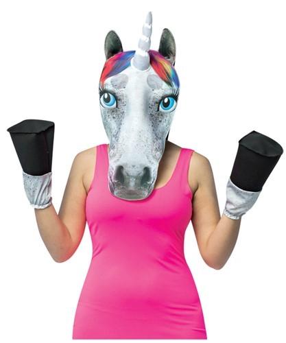 Adult Unicorn Costume Kit