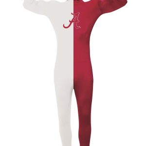 Adult University of Alabama Skin Suit