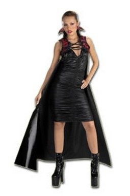 Adult Vampire Cape Costume