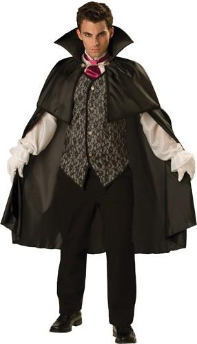 Adult Vampire Costume - Vampire 2B